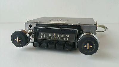 Holden Clarion Radio AWA GMH Model #RU140C Yellow Needle Version HZ Torana LH