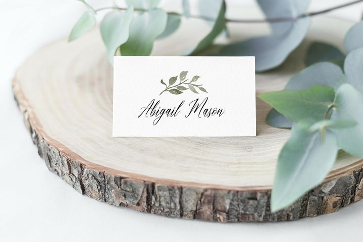 Excited to share the latest addition to my #etsy shop: Greenery Place Cards Template, Printable Place Cards, Printable Wedding Place Cards, Escort Cards, Place Card Wedding, Place Cards, PDF http://etsy.me/2k3xuBp #weddings #invitation #green #white #greeneryplacecards #placecard