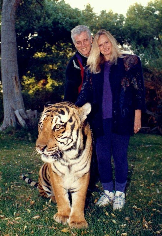 Lynda With Husband Doug Cronin AndYIKES I Scared