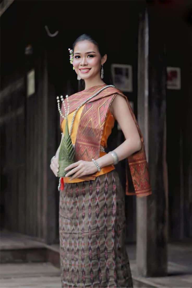 Isan traditional costume | Thailand in 2020