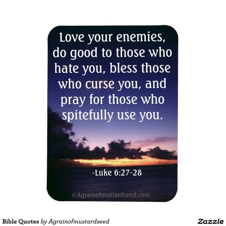 Bible Quotes Enemies: 1000+ Images About Scriptures On Pinterest