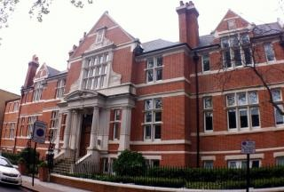 Mary Datchelor House Camberwell Grove SE5 -
