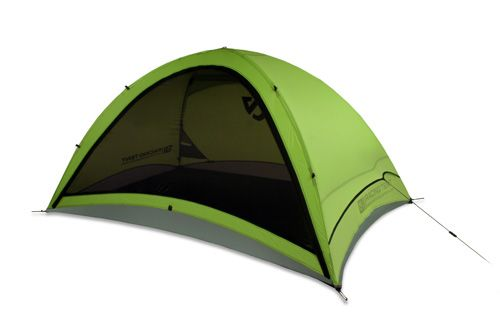 Nemo Nano Elite Tent - A minimal, single-skin tent is a great option for short trips. This one packs down small, and weighs just over 1kg!