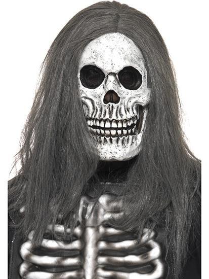 Maska szkieletora dla dzieci i dorosłych