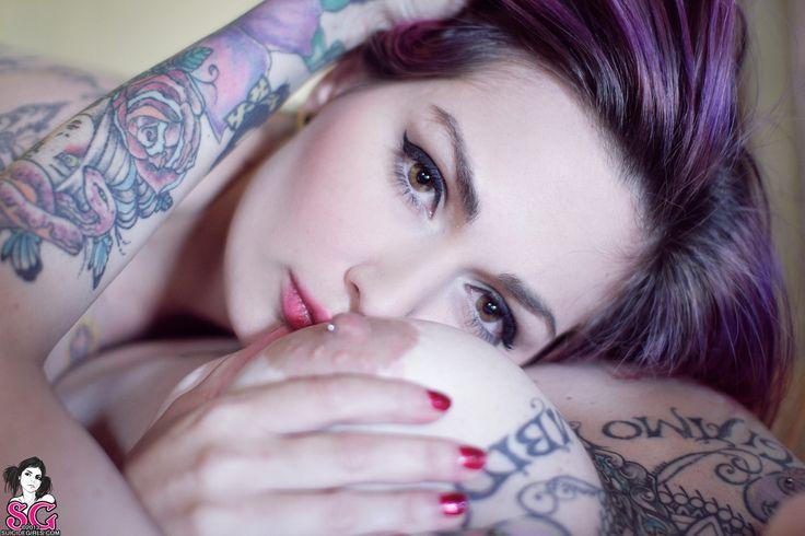 Fernanda krito suicide girls pinterest tattoo for Topless tattoo girls