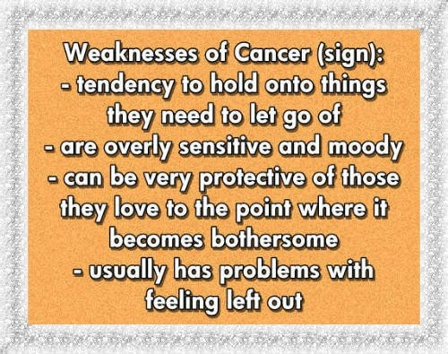 Today's Cancer Love Horoscope. For free daily zodiac reading, astrological meanings with astrology images and pictures visit http://www.astrological-signs-and-meanings.com/cancer-astrological-sign.html