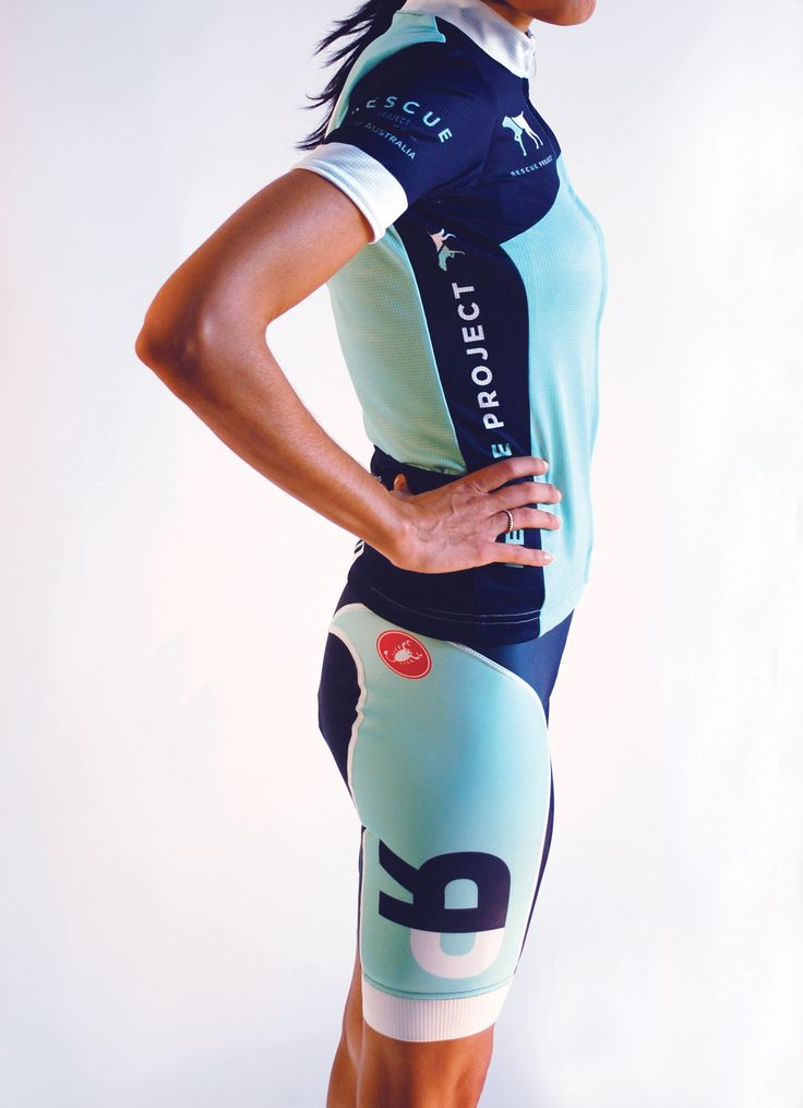 Rescue Project cycling kit - limited edition designs by Straydog and Castelli Cycling in fundraiser kits to support local animal rescue organizations http://rescue-project.org