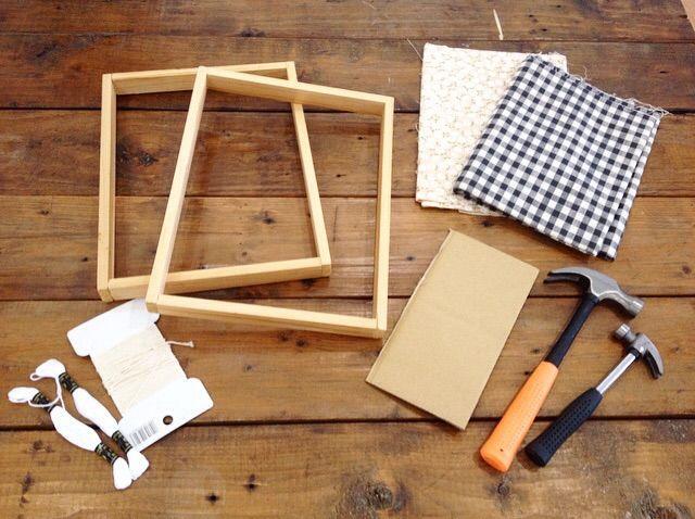 親子で織り機づくりにチャレンジ‼︎                                                                                                                                                                                 もっと見る
