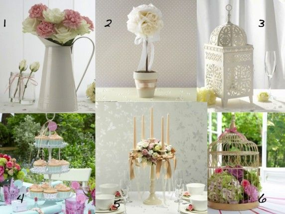 7 Best Wedding Table Centrepieces Images On Pinterest