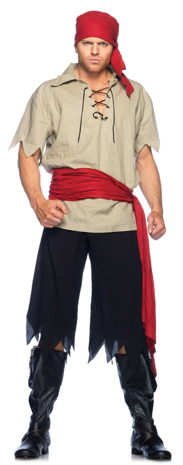 cutthroat pirate adult costume mr costumes