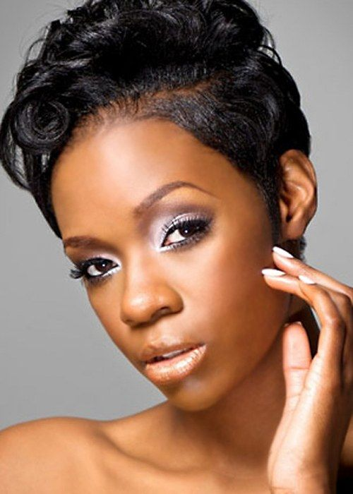 pretty haircuts for black 17 best ideas about american hairstyles on 4853