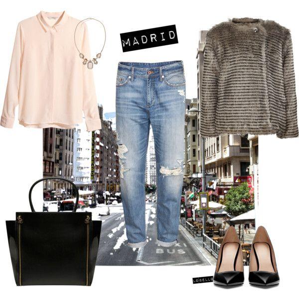 Madrid & Street Style
