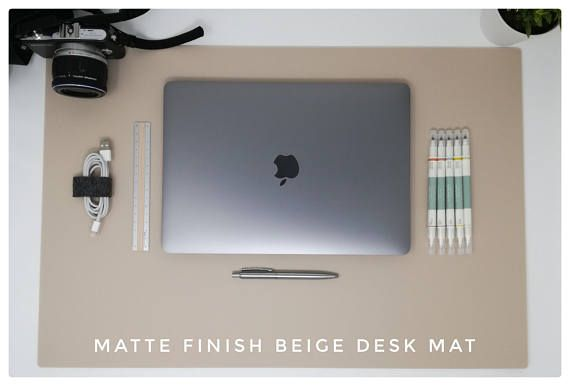 Hey, I found this really awesome Etsy listing at https://www.etsy.com/ie/listing/574982589/beige-desk-mat-matte-finish-desk-blotter