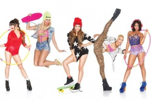 G.R.L. 'Show Me What You Got' download (official mp3) and CDQ full song audio...