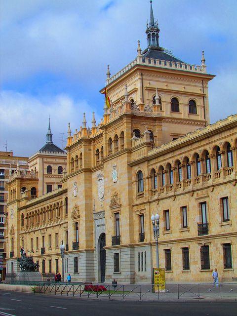 Military Cavalry Academy, #Valladolid, #Spain