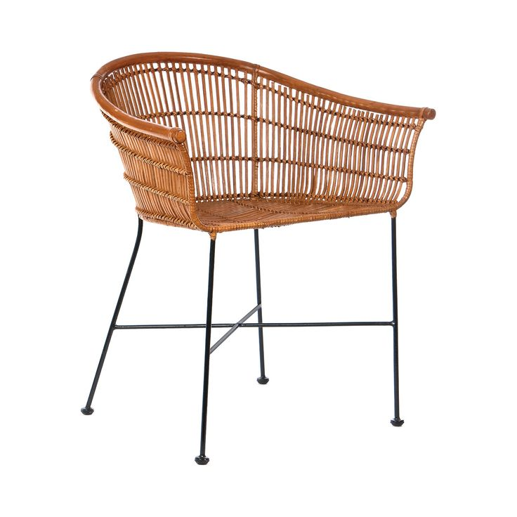 key largo rattan chair