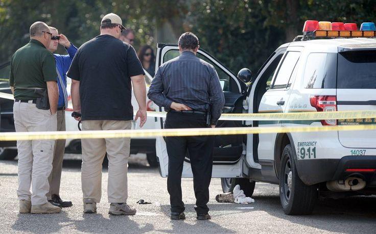 Fresno County sheriff's deputy accidentally shoots himself in leg