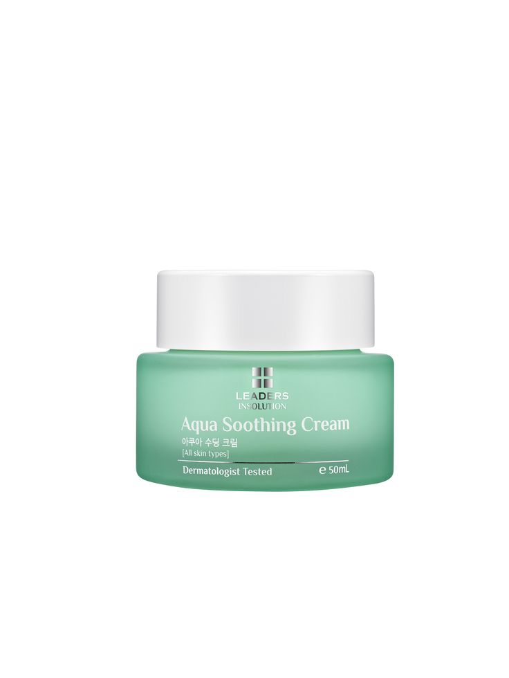LEADERS INSOLUTION Aqua Soothing Cream