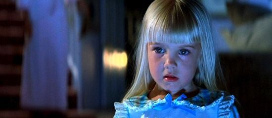 In 1988, the young girl in all 3 Poltergeist films, Heather O'Rourke, died while filming Poltergeist 3. She died of a septic infection due to a bowel blockage. The ending of Poltergeist 3 had to be shot with a body double in O'Rourke's place. This is why Carol Anne's face is never seen when she comes back from the Other Side during the final scene of the film.
