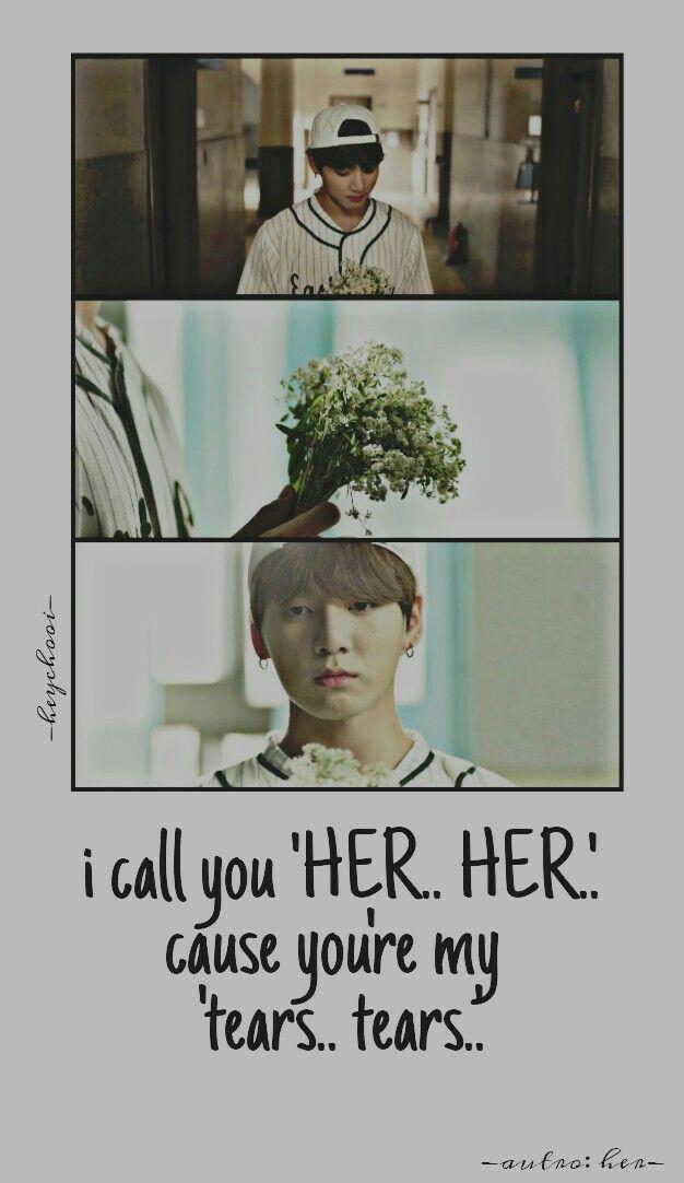 Jungkook♡bts 'HER'