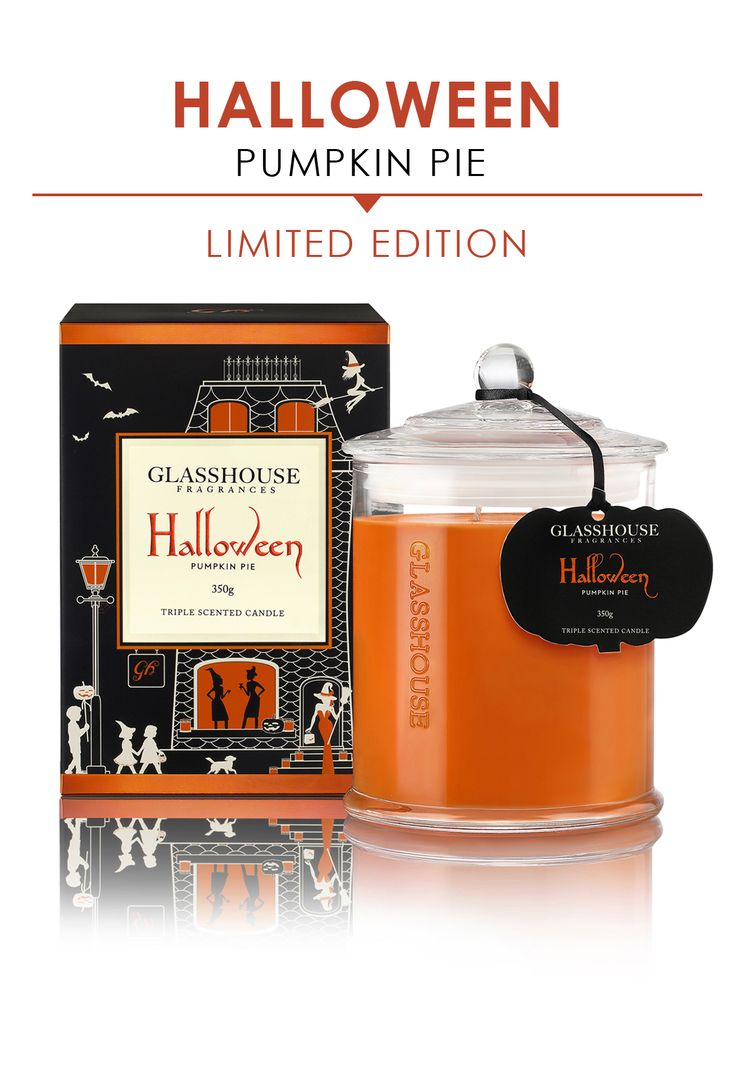 Image for Glasshouse Fragrances Limited Edition Halloween Candle 350G from Peter Alexander