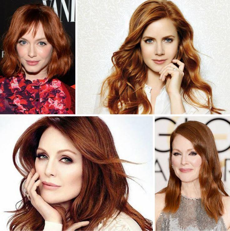 2017 Kızıl Saç Rengi Bu Sene Çok Trend