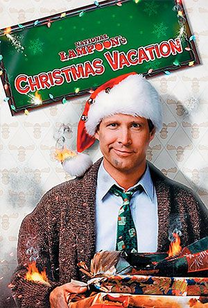 Griswolds Weihnachten.National Lampoon S Christmas Vacation Schöne Bescherung Chevy