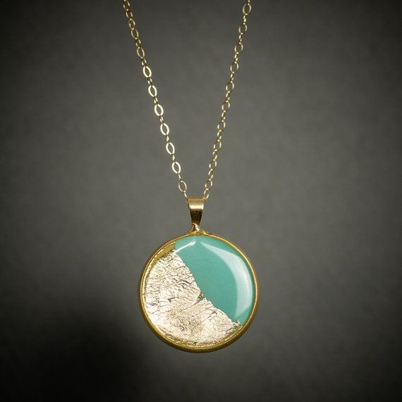Gold necklace delicate gold filled necklace with gold by ByYaeli