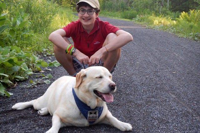 Les chiens Mira font de petits miracles auprès d'enfants autistes