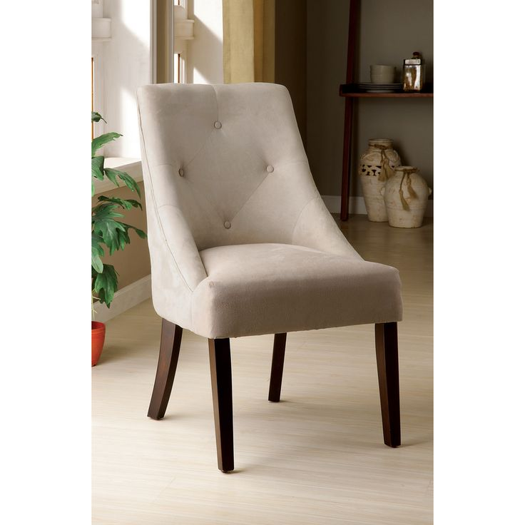Wonderful Microfiber Dining Room Chairs | Home Design
