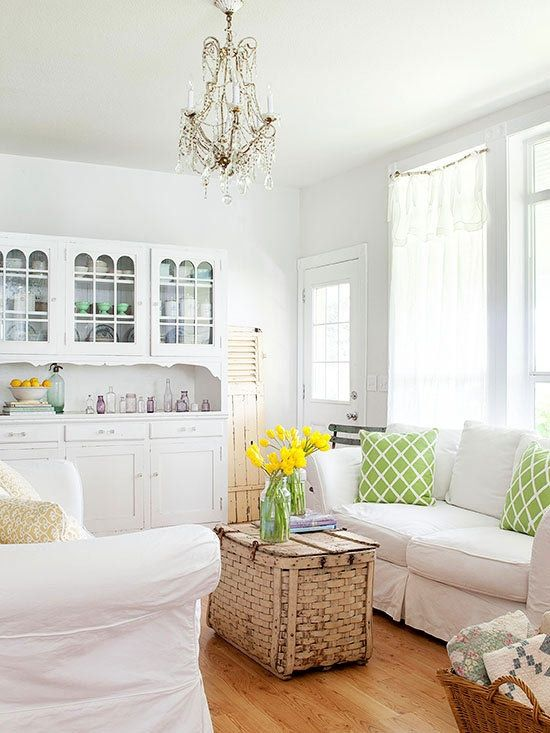 With a solid collection of larger furniture essentials, you can easily mix and match the smaller decor items in your home.