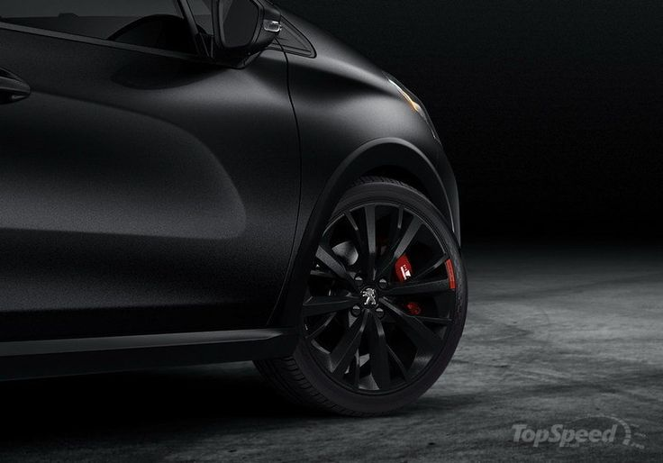 2014 Peugeot 208 GTi 30th Anniversary Edition picture - doc557741