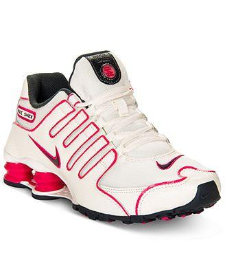 ... order navina si womens black and pink promo code d3fb0 0aa86 nike  womens shoes shox nz d409e43f3