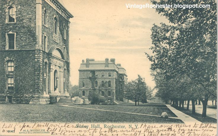 Vintage Rochester: University of Rochester