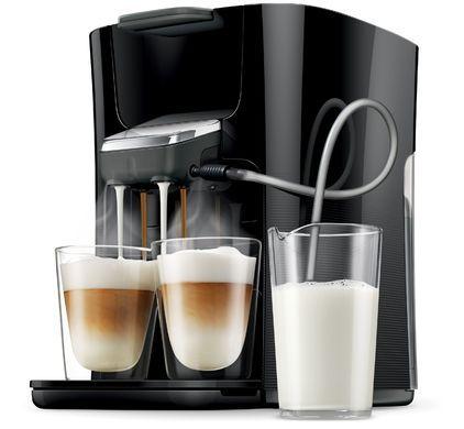 Senseo Latte Duo HD7855/50 Zwart - 1