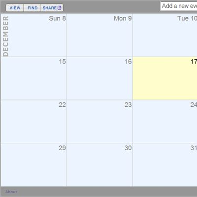 The 6 Best Free Online Calendars: 30 Boxes