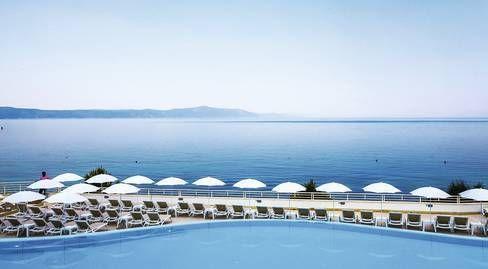 View the Facilities at Sensimar Adriatic Beach, Makarska | Thomson