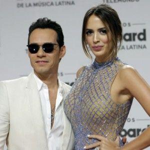 Shannon De Lima deja a Marc Anthony por beso con Jennifer Lopez