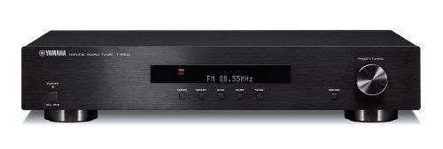 Yamaha T-S500BL Home Theater AM/FM Tuner (Black) by Yamaha. $249.95. From the Manufacturer                 Yamaha T-S500 Stereo Home Theater Receiver:  A New Dimension in Two-Channel Sound Yamaha knows music like no one else, because only Yamaha does it all--from music creation through reproduction.  Yamaha crafts the widest range of premium instruments, from pianos to woodwinds to drums, to give artists their voice.  Yamaha creates innovative studio tools so produc...