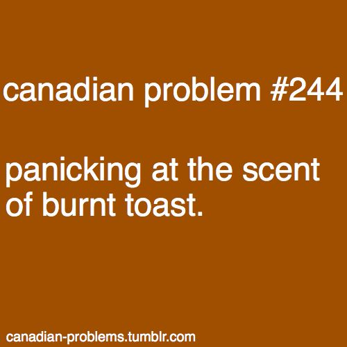 "Canadian Problems - Those ""Canadian Heritage"" commercials that haunt you…"
