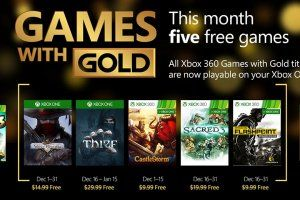Game xbox one gold