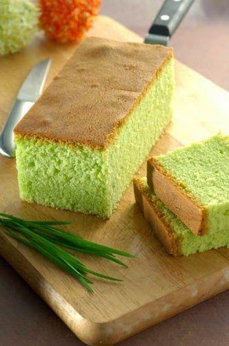Resep Kue Bolu Kukus Pandan Mekar Dan Sederhana | Resep Kue Kering-ku :)