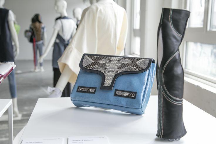 UNIC Fashion Designer: Elisa Torrisi - Roberta Maggio Event: MilanoModaGraduate by Piattaforma Sistema Formativo Moda e Camera Nazionale della Moda Italiana