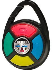 Mini Simon Game: Memorable Fun from Days Gone ByMemories Games, Minis Simon, Minis Dog Qu, Gift Ideas, Awesome Gift, Simon Games, Games 1695, Products, Simon Memories