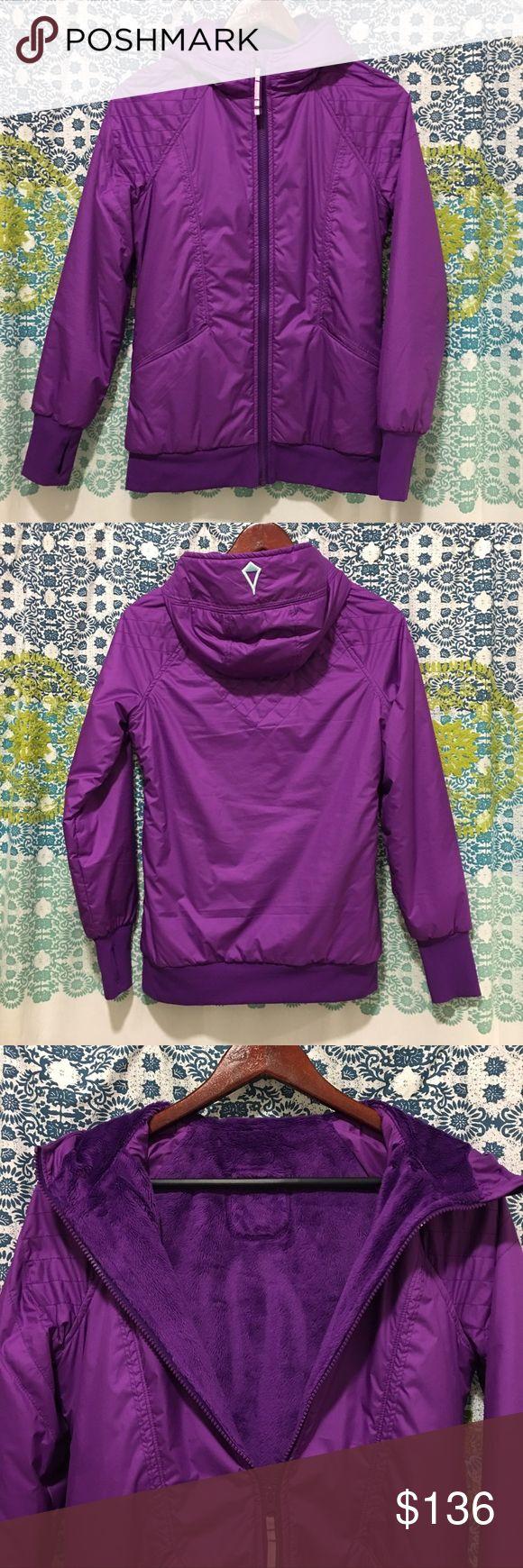 Selling this Lululemon Ivivva jacket fits 4 EUC! GORGEOUS!! on Poshmark! My username is: iluvmyfunlife. #shopmycloset #poshmark #fashion #shopping #style #forsale #lululemon athletica #Jackets & Blazers