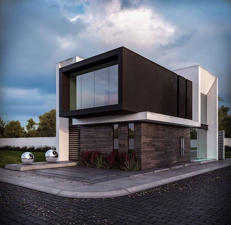 Contemporary Mexican Architecture by Kristal Ika Design ""