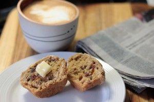 #Muffins à l'avoine, aux #dattes et à la #cardamome #mardimuffins
