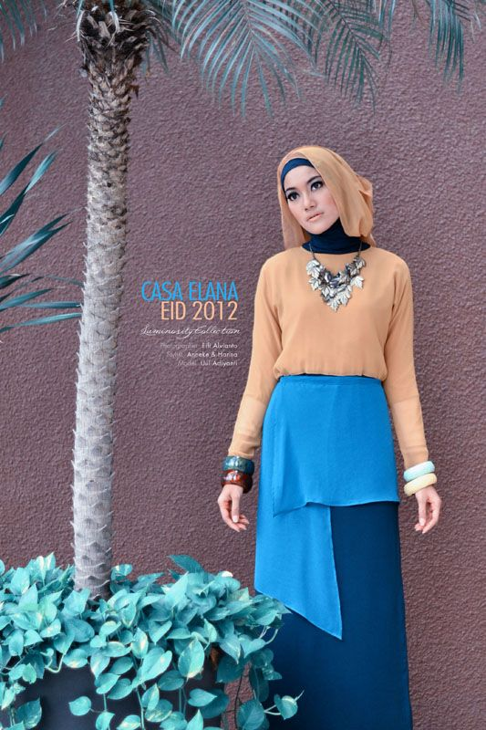 Eid 2012 Luminosity Collection | Hijab Scarf