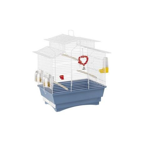 Ferplast cage Pagoda White / http://www.animaux-market.com/cage-oiseau-ferplast-247