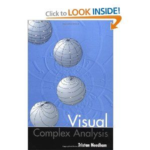 Visual Complex Analysis #EasyPin